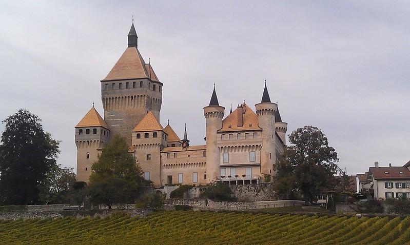 Castillo de Vufflens