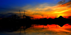 Singapore Sports Hub - Kallang River