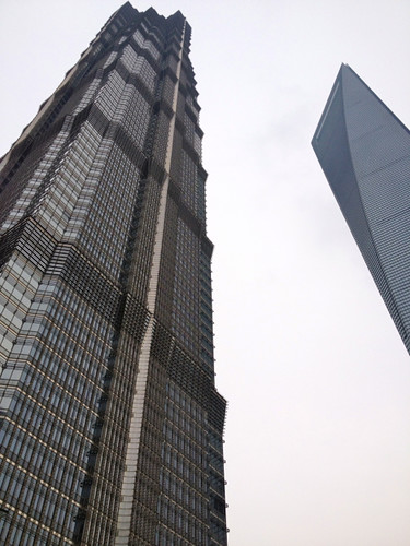 Shanghai - Jin Mao Tower, Pudong