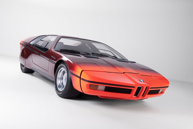 BMW Car Turbo Concept 1972