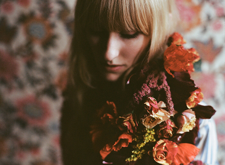 Kinfolk Flowers shot by Parker Fitzgerald