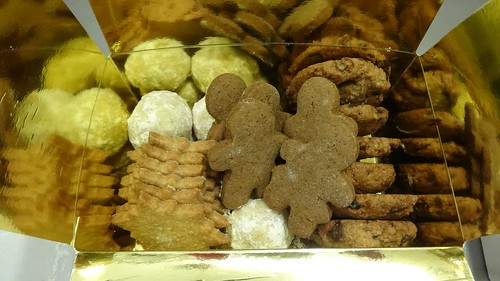 Christmas Cookie Assortment by CAKE Amsterdam - Cakes by ZOBOT