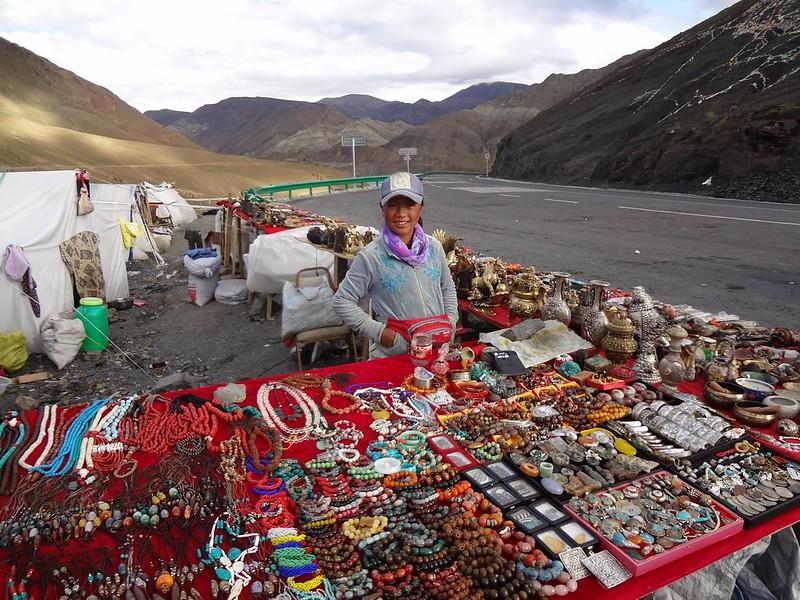 Estrada Gyantse até Lhasa Tibete