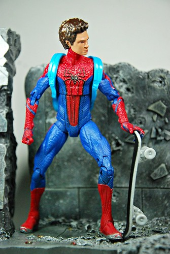The Amazing Spiderman Movie Edition The Rebel Page