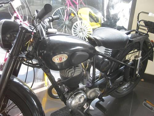 Zundapp Motorcycle