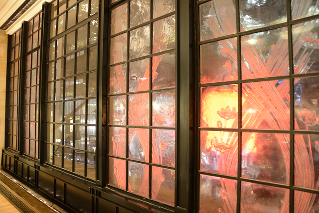 Lalique Henri Bendel Window