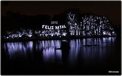 FELIZ NATAL 2012 - Parque Ibirapuera - SP