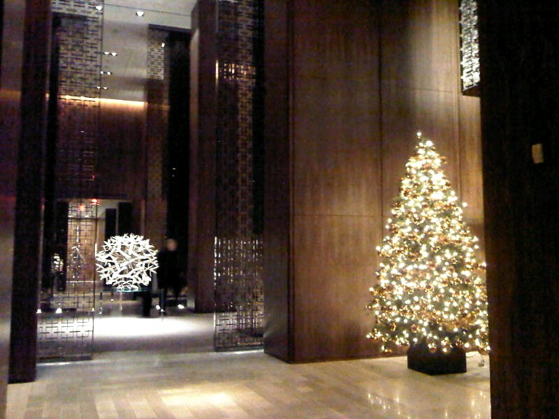 Four Seasons Toronto Christmas