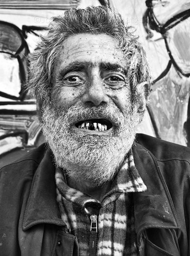 Don Leonardo - [ Una manera de ver en blanco y negro ] © JoanOtazu by JoanOtazu