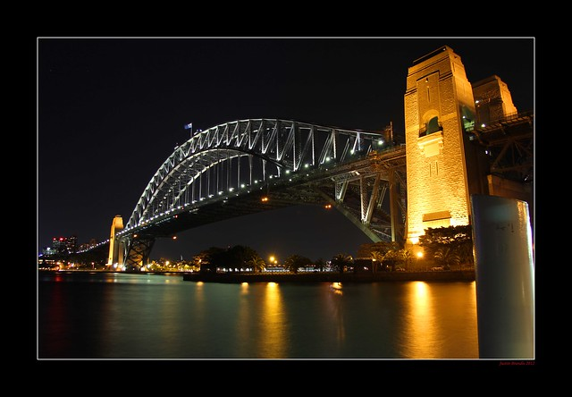 Sydney Harbour Spectrum