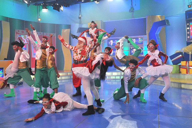 DNI Dancers Final Un Show Pa Navidad en Mas Roberto