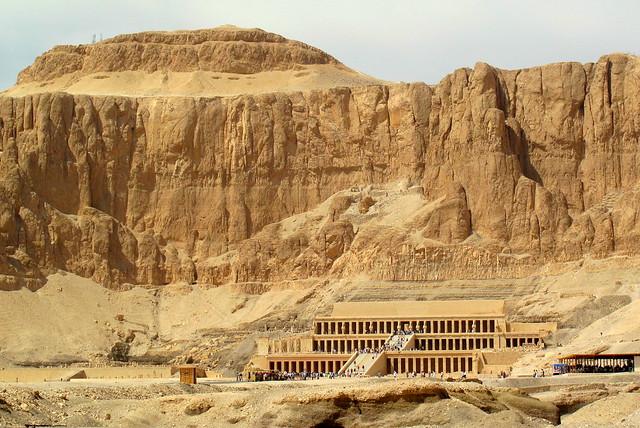 Hatshepsut Temple - Luxor, Egypt