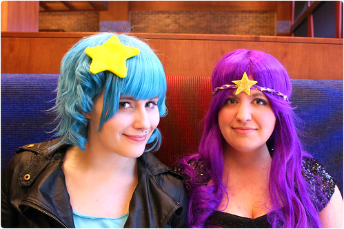 Ramona and LSP