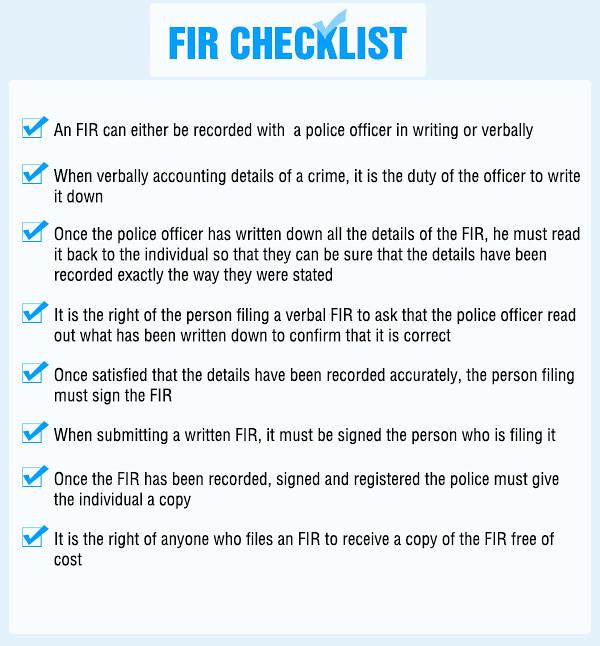 I Paid A Bribe How To File An Fir