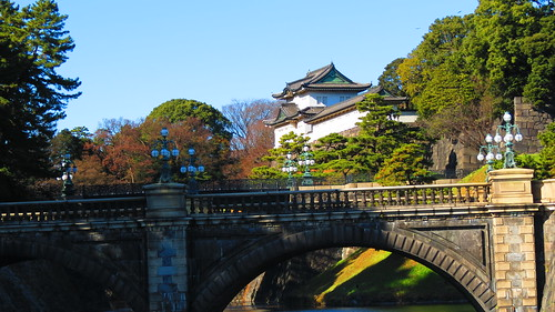 As close as we could get to the Imperial Palace
