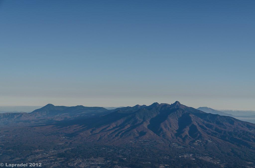 20121104 八ヶ岳