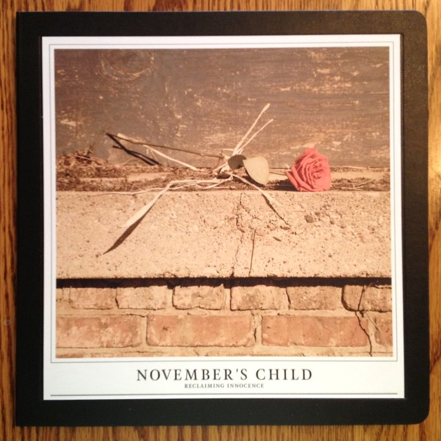 November's Child - Book Cover