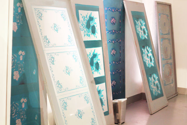 cath kidston silkscreens for screen printing