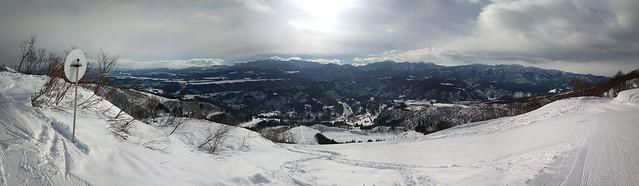 長野県 さかえ倶楽部スキー場