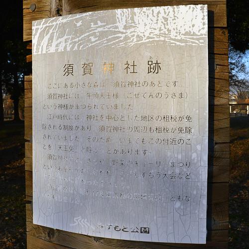 SUGA-jinjya Ruins