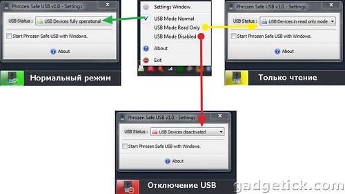 Phrozen Safe USB