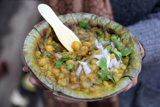 Kolkata Indian street food