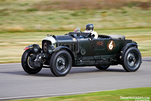 1930 Bentley 4.5 litre Supercharged by autoidiodyssey