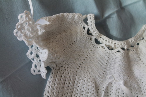 Practically Pippy Crochet Christening Gown New Crochet Christening Gown Pattern