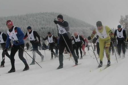 Hojnovodská zlatá lyže 2013