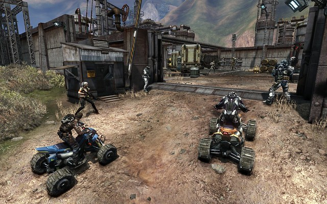 Defiance on PS3
