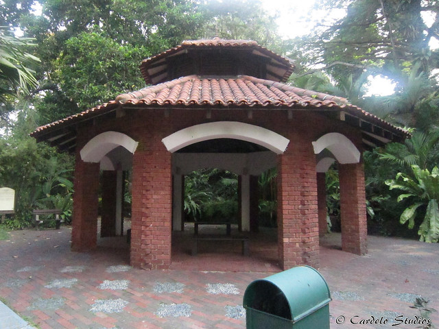Fort Canning - Royal Palace Site 01