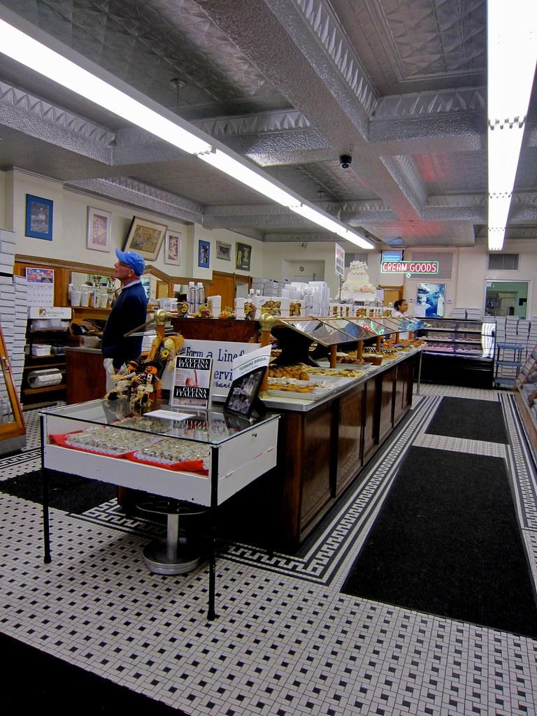 Interior Termini Bakery Philadelphia PA