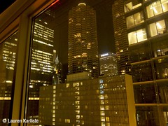 Chicago - A Night View