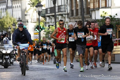 Gran Canaria Marathon 2013