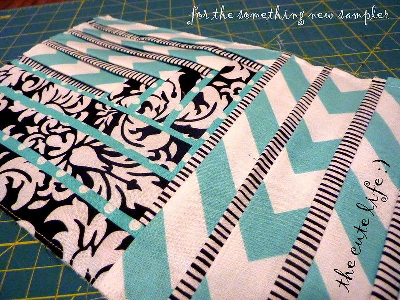 Something New Sampler: Folding Block