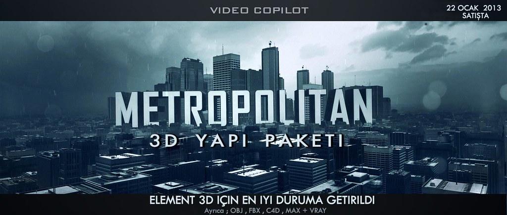 After Effects Metropolitan Pack �lk Render