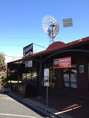 Day 4 - Kaniva Windmill Cafe