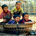 enfants rieurs Laos by ichauvel