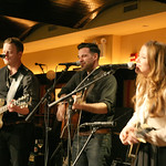 WFUV at Del Posto II: The Lone Bellow