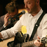 WFUV at Del Posto II: Joe Bastianich & The Ramps
