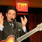 WFUV at Del Posto II: John Pizzarelli
