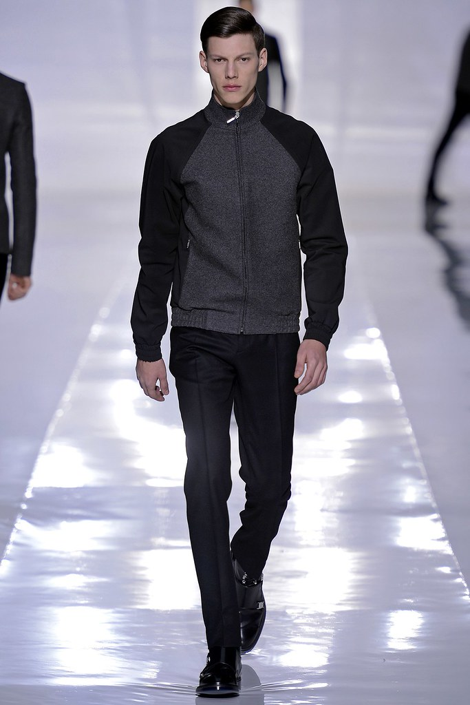 FW13 Paris Dior Homme021_Nemanja Maksic(GQ.com)