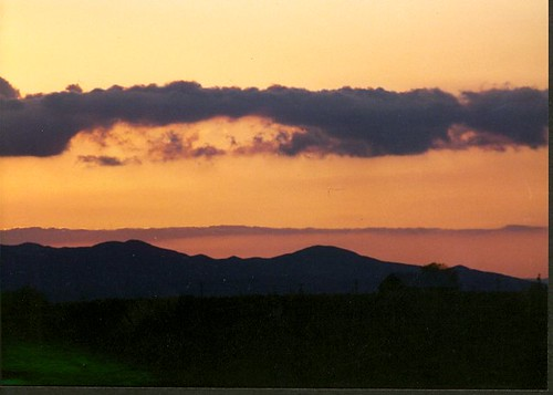 sunset auberryca