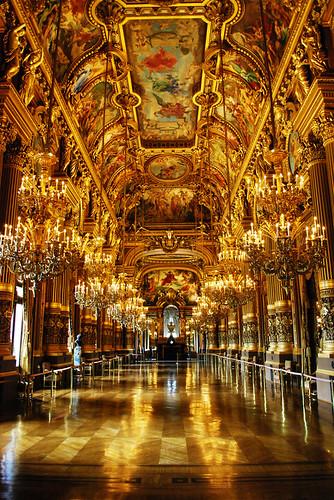 Il Grande Foyer - Palais Garnier