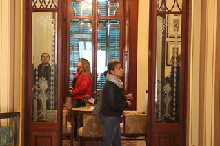 Visita al museo de Can Prunera en Mallorca