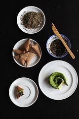zaatar breakfast
