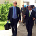 British Ambassador Visit to UNAMID Office in Nyala, South Darfur