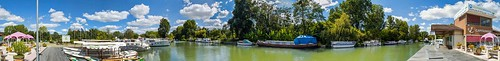 Port fluvial de Buzet 360°