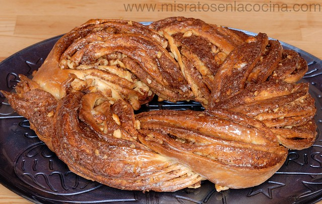 Roscón nórdico (Kringle Estonia)