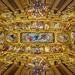 Plafond de l'Opéra Garnier by A.G. Photographe